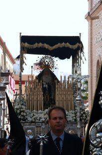 Virgen de la Esperanza, Almuñecar.