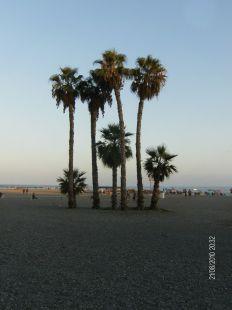 Playa Puerta del mar Almuñecar