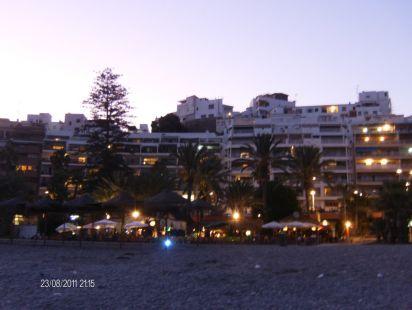 Teracitas en la playa Puerta del mar muy recomendable