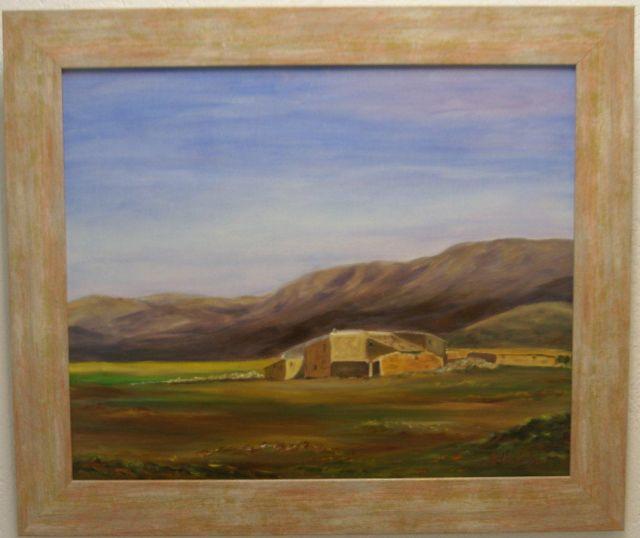 El campo en Sierra maria