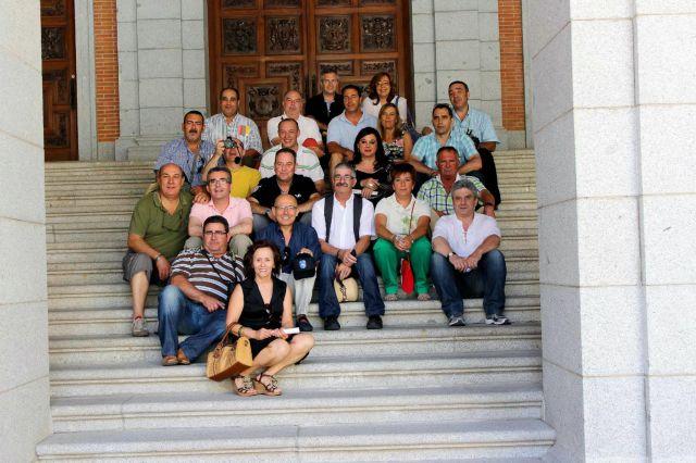 II Reunión antiguos compañeros de la mili en Jaén