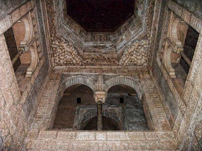 interior torre de las infantas