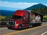 curiosa foto del camion
