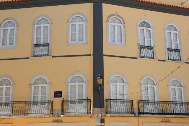 Faro. Edificios y Calles