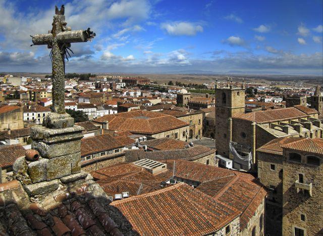 Cáceres monumental