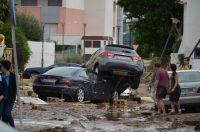 Inundaciones en Puerto Rey