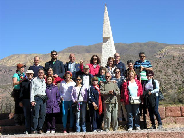 Colectivo Peñabón de Maestros de la Alpujarra en el Trópico de Capricornio. Departamento de Tilcara en Argentina.
