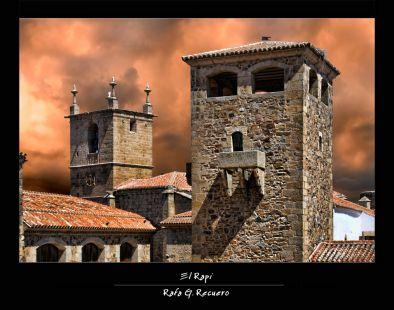 Torre Golfines de Abajo y de Santa María