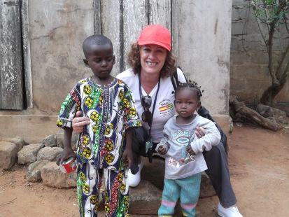 Niños de Togo