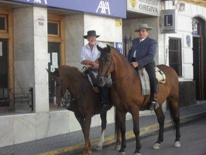 FERIA ORGIVA 2012.
