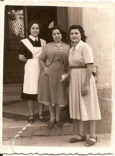 Las que sirvieron en Granada