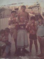 Mis hermanos, Primos y yo entre los 70 y 80