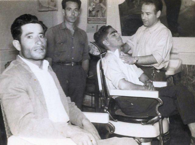 Barbería de Francisco Bertos