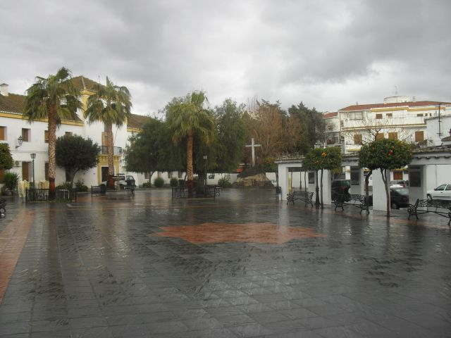 plaza alpujarra,Orgiva Granada