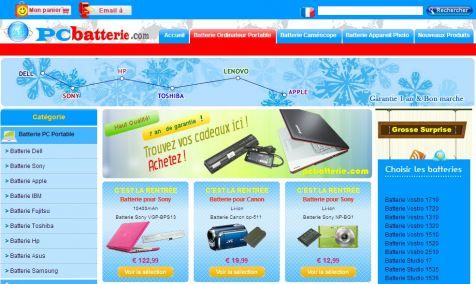 http://www.pcbatterie.com  Batterie Asus F5SL,AC adaptateur,Chargeur