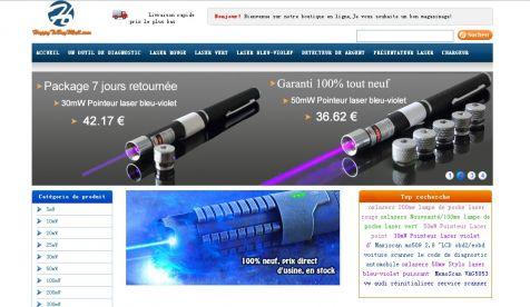 Laser Vert 100mW http://www.happytobuymall.com