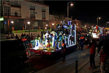 Desfile de Reyes