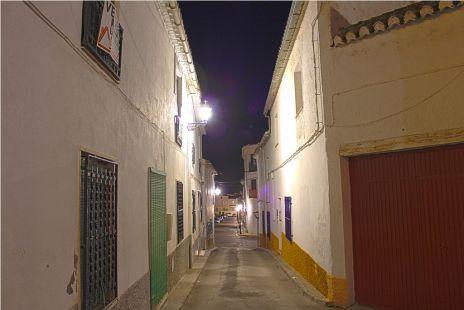 Nocturno en Gabia Grande