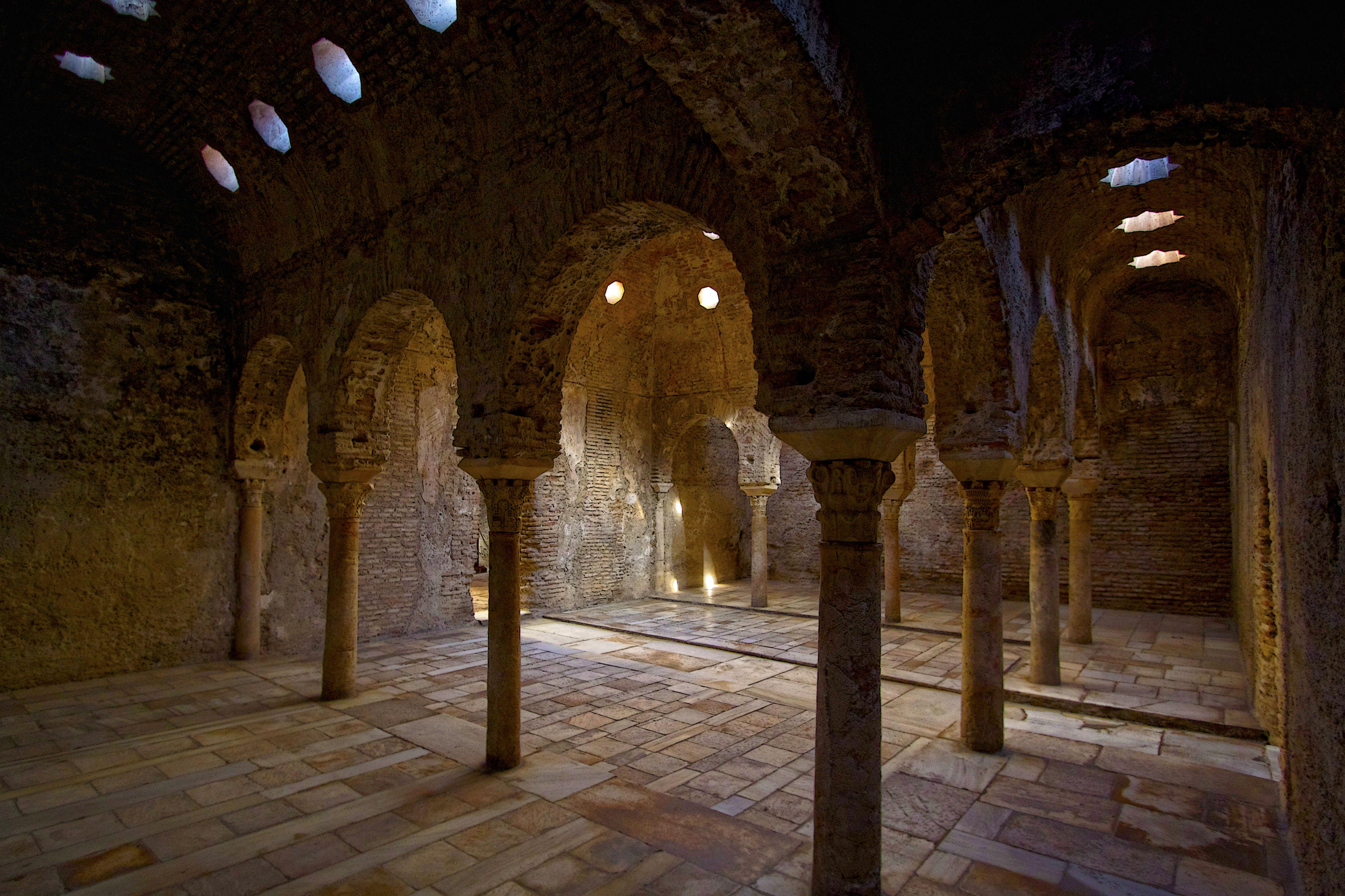 Ofertas Baños Arabes Granada | Banos Arabes Fotos De Granada Monumental
