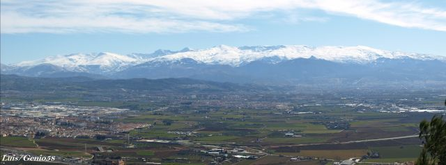 Vista de Sierra Nevada