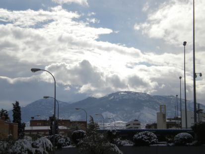 GRANADA NEVADA FEBRERO 2013