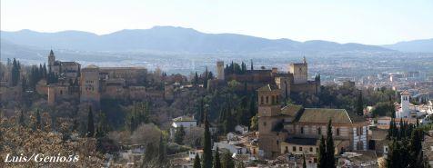 La Alhambra y San Salvador