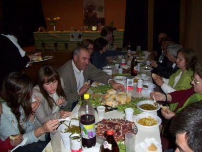 Fiesta del esparrago Escóznar