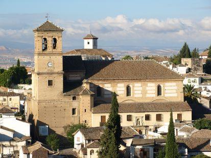 San Salvador desde la Rauda