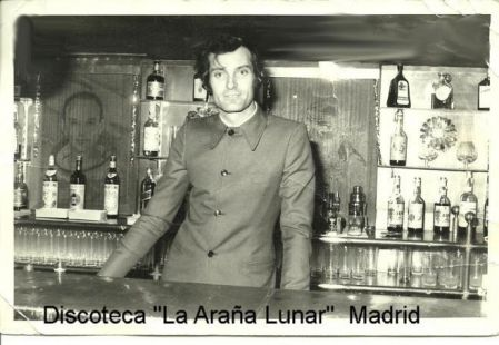 Discoteca La Araña Lunar. WillyJoe