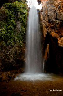 Cascada de Prado Negro