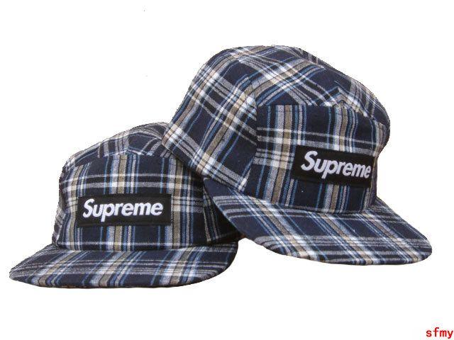 supreme gorras snapback su-001