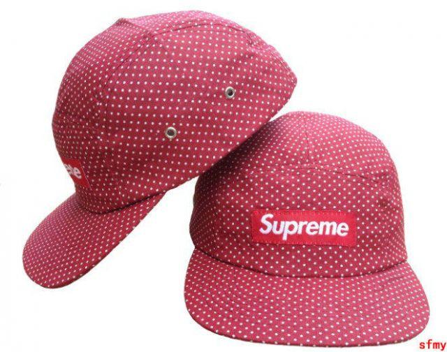 supreme gorras snapback su-014