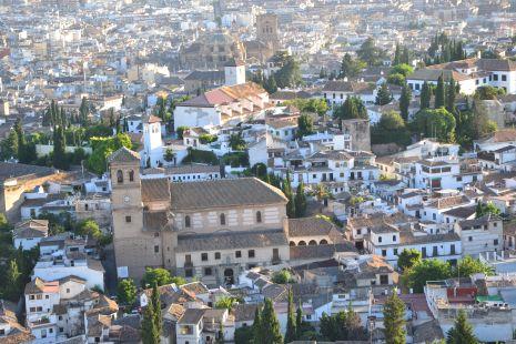 Atardecer en San Miguel