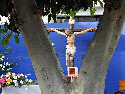 Misa Rociera en Campohermoso