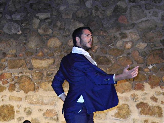 Flamenco en el Castillo de Carboneras