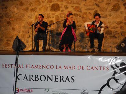 Concierto en el Castillo de Carboneras