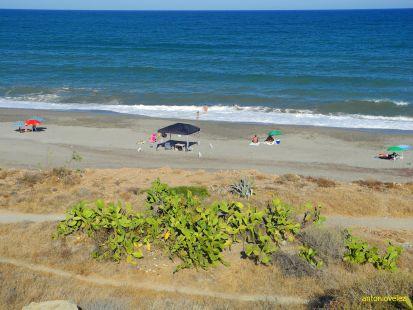 Playa del Algarrobico de Carboneras