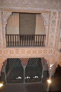Baño real de la Alhambra