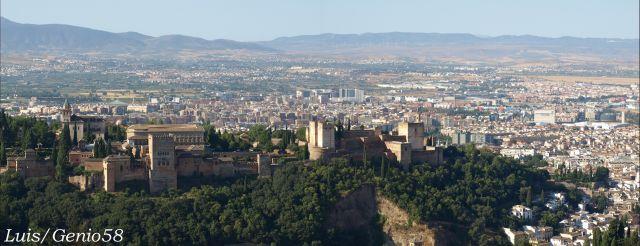 Panoramica desde San Miguel Alto