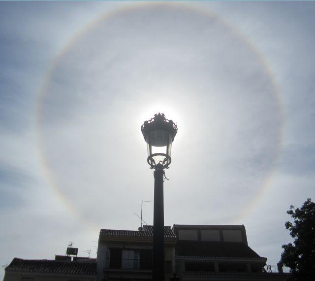 el sol en Motril