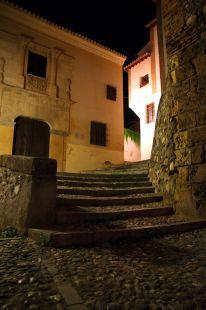 Escalera en Albaicin