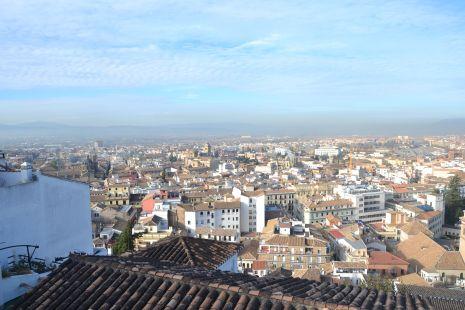vista de Granada.