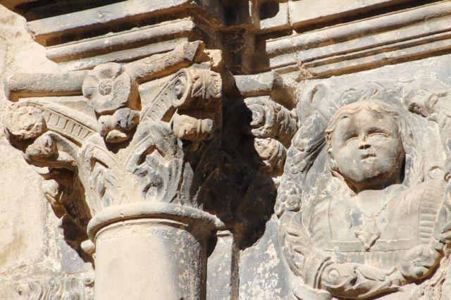 Detalles de la Iglesia de Castril