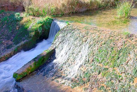 Cascadas del rio Castríl