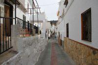 Calle de Vélez de Benaudalla