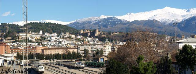 Panoramica de Granada
