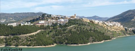 Panoramica de Iznajar
