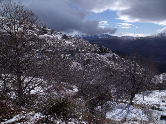 Soportújar, sierra nevada, 150114.1