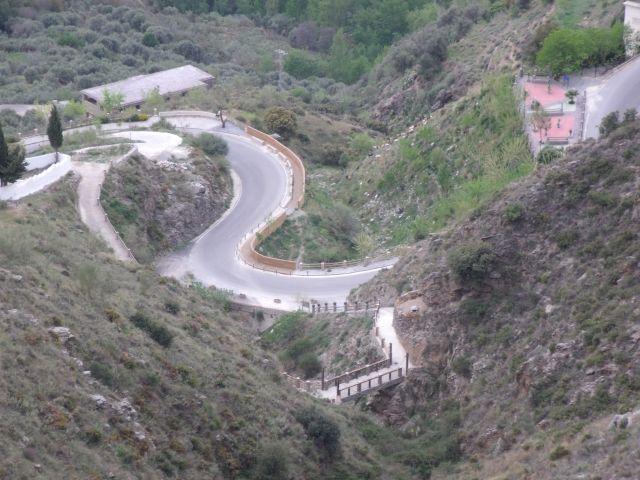 Soportújar, Puente Encantado en el Barranco de la Cueva, 030514, 3