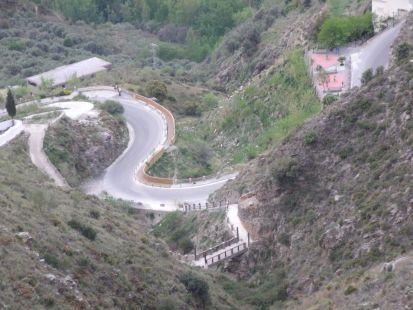 Soportújar, Puente Encantado en el Barranco de la Cueva, 030514, 4